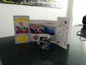 Birthday cards & gifts