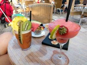Cocktails in Sardinia
