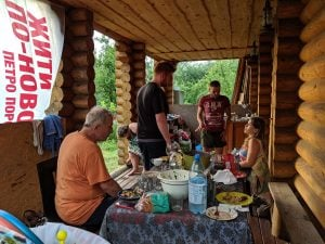 Ukrainian Experience in the Village