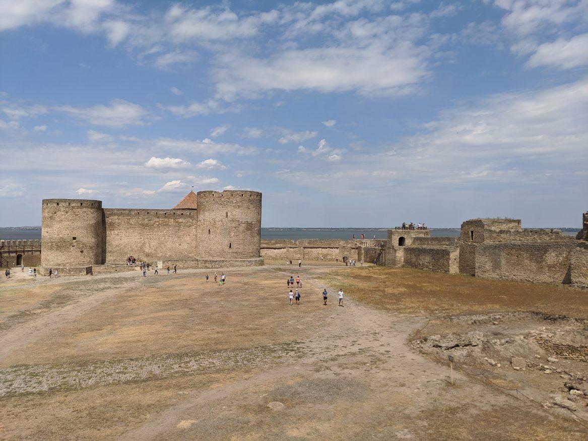 Bilhorod Dnistrovskyi Fortress