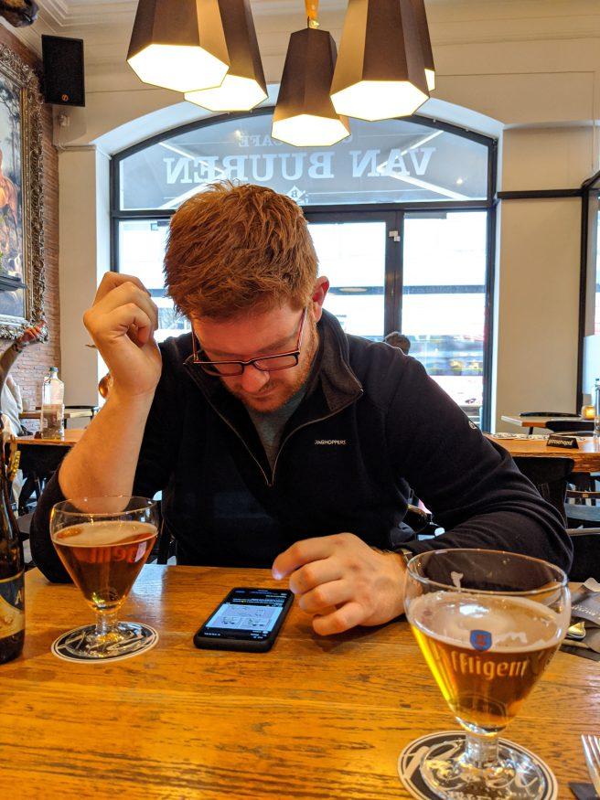 Jamie Wright, Web Designer