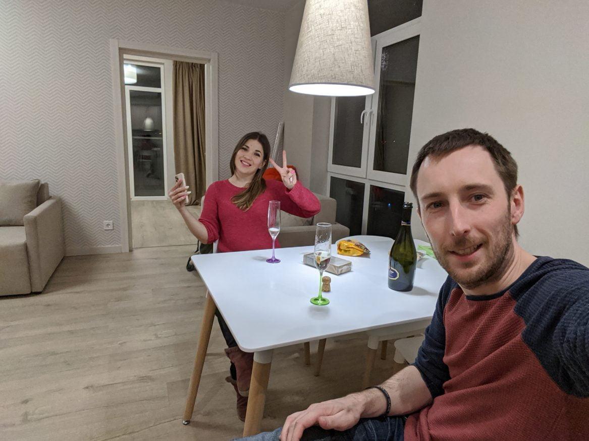 New Apartment, Kyiv